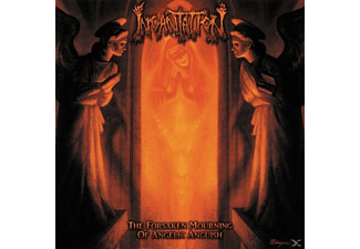 Incantation - The Forsaken Mourning Of... - (CD)