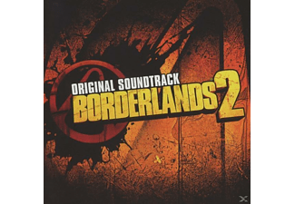 O.S.T., OST/VARIOUS - Borderlands 2 (Ost) - (CD)