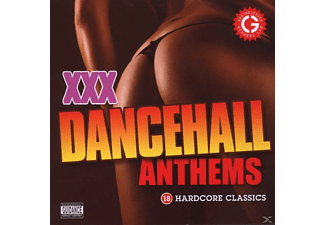 VARIOUS - XXX Dancehall Anthems - (CD)