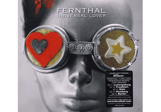 Fernthal - Universal Lover (Limited Deluxe Edition) - (CD)