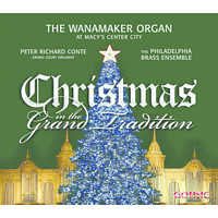 Peter/the Philadelphia Brass Conte - Christmas in the Grand Tradition [CD]