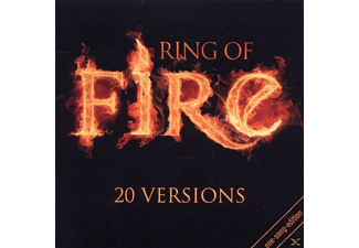 Charles, Ray / Cash, Johnny - One Song Edition.Ring Of Fire - (CD)
