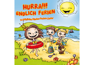 Holiday Kids - Hurra!!! Endlich Ferien - (CD)