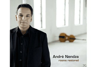 André Nendza - Rooms Restored - (CD)