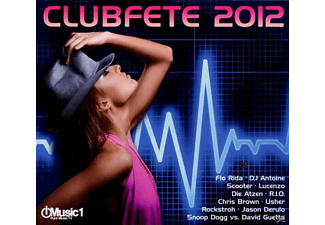 VARIOUS - Clubfete 2012 - (CD)