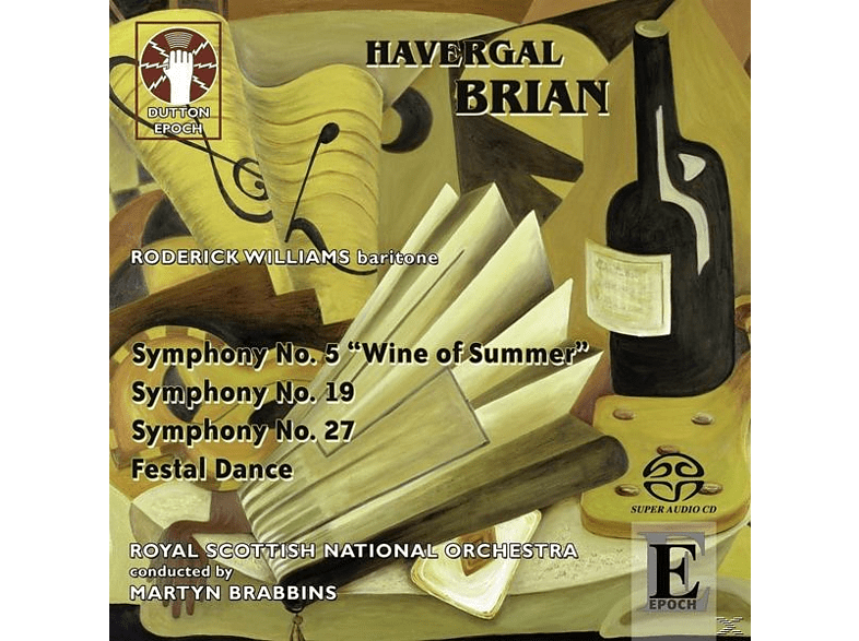 VARIOUS - Wine Of Summer & Sinfonien 19 & 27 [SACD]