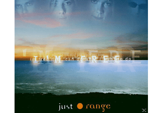 Just Orange - I'm Free - (Maxi Single CD)