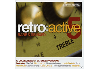 VARIOUS - retro:active vol.5 - (CD)