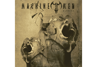 Machine Men - Elegies - (CD)