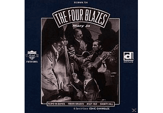 Four Blazes - Mary Jo - (CD)