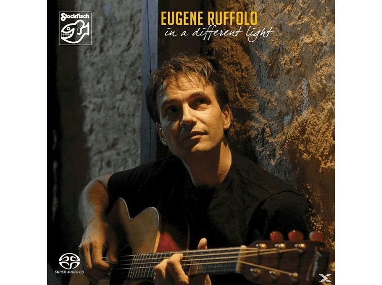 Eugene Ruffolo - In A Different Light [CD]
