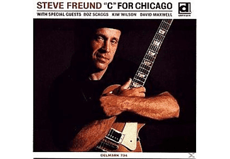 Steve Freund - 'c' For Chicago - (CD)