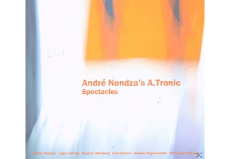 Andre Nendza's A.tronic - Spectacles - (CD)