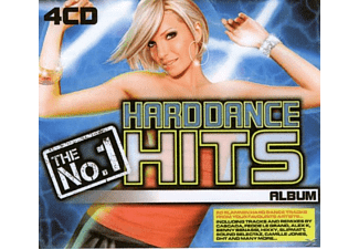 VARIOUS - The No.1 Harddance Hits Album - (CD)