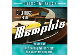 VARIOUS - Greetings From Memphis - (CD)