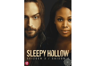 Sleepy Hollow - Seizoen 3 | DVD