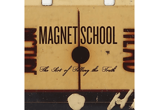 Magnet School - The Art Of Telling The Truth (Gold) - (LP + Download)