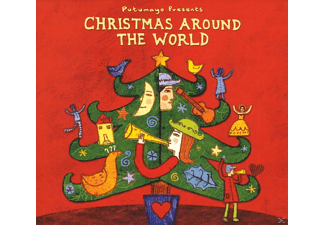 Putumayo Presents/Various - Christmas Around The World 2 - (CD)