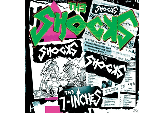 The Shocks - THE 7 INCHES - (CD)