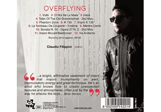 Claudio Filippini - Overflying - (CD)