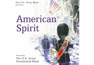 The United States Army Ceremonial Band - American Spirit - (CD)