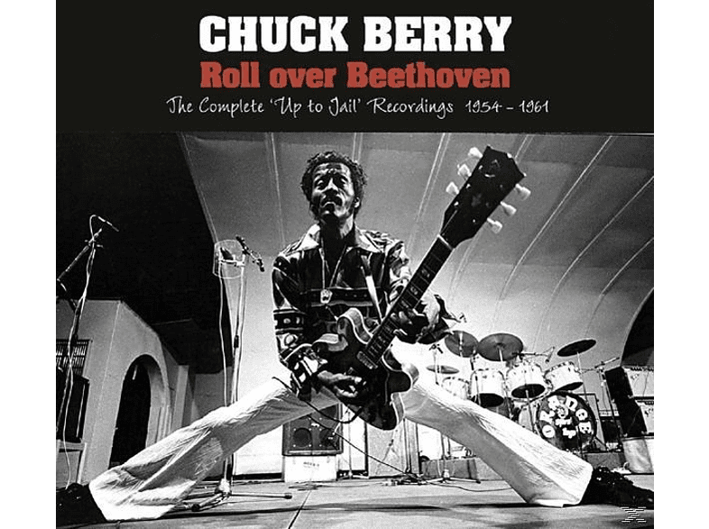 Chuck Berry - Roll Over Beethoven [CD]