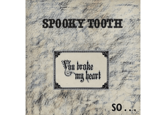Spooky Tooth - You Broke My Heart So...I Busted Your Jaw - (CD)