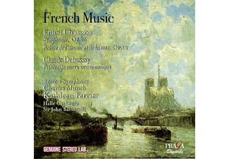 VARIOUS - French Music - (CD)