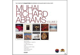 Muhal Richard Abrams - Bill Dixon - (CD)