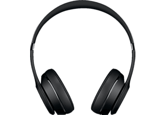 BEATS Solo 3 Wireless, On-ear Kopfhörer, Headsetfunktion, Bluetooth, Schwarz