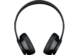 BEATS Solo 3 wireless, On-ear Kopfhörer, Bluetooth, Lackschwarz
