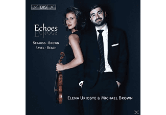 Urioste/Brown - Echoes - (CD)