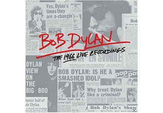 Bob Dylan - The 1966 Live Recordings - (CD)