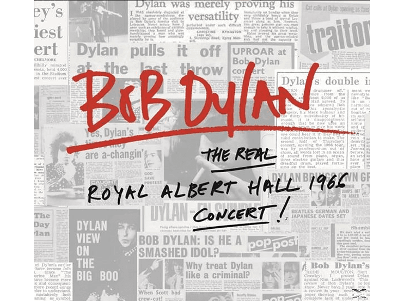 Bob Dylan - The Real Royal Albert Hall 1966 Concert [Vinyl]