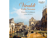 Francesco Galligioni, Federico Gug, VARIOUS, L'arte Dell' Arco - Cello Sonatas [CD]