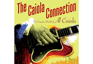 Al Caiola - Creative World Of Al Caiola - (CD)