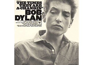 Bob Dylan - The Times They Are A-Changin' (Vinyl LP (nagylemez))