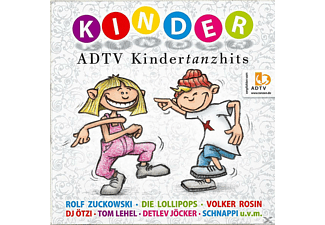 VARIOUS - ADTV Kindertanzhits 1 - (CD)