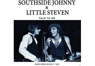 Southside Johnny & Little Steven - Talk To me - (CD)