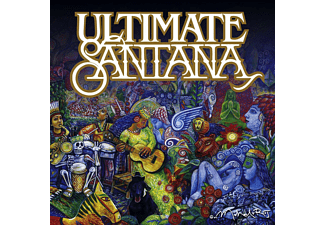 Santana - Ultimate Santana (CD)