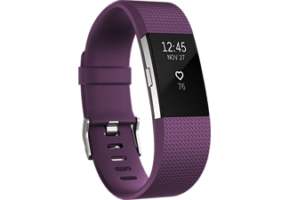 FITBIT Activity tracker Charge 2 Pruim Large (FB407SPML-EU)