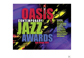 VARIOUS - 2011 Oasis Contemporary Jazz Awards - (CD)
