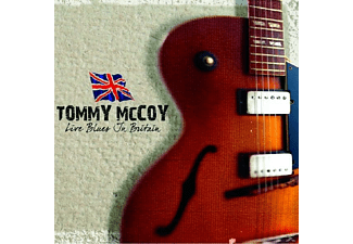 Tommy Mccoy - Live Blues In Britain - (CD)