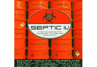 VARIOUS - Septic IV - (CD)