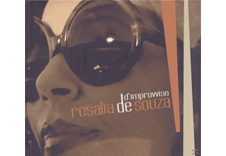Rosalia De Sousa - All Improvviso - (CD)