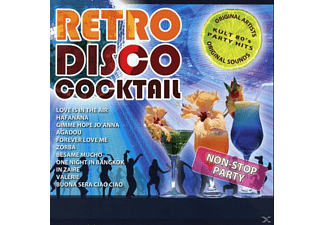 VARIOUS - Retro Disco Cocktail Vol.1 - (CD)