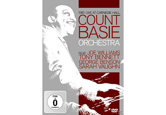 Count Basie - At Carnegie Hall - (DVD)