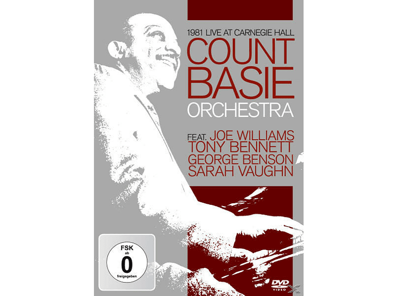 Count Basie - At Carnegie Hall [DVD]