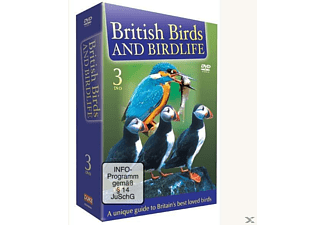 BRITISH BIRDS AND BIRDLIFE - (DVD)