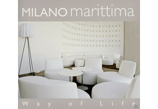 VARIOUS - Milano Marittima Way Of Life - (CD)